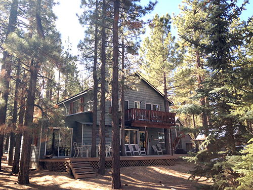 Big Bear Lake Ski Cabin Rental